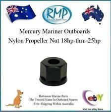 1 x New Mercury Mariner Nylon Propeller Nut 18hp-thru-25hp R 11-88228