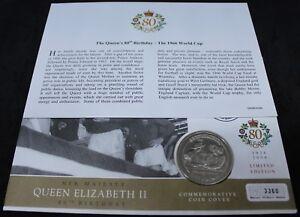 2006   Gibraltar One Crown Coin FDC   Coins   KM Coins