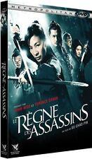 DVD //  LE RÈGNE DES ASSASSINS  //  Michelle Yeoh, Barbie Hsu / NEUF cellophané