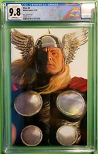 THOR #8 ('20) CGC 9.8 NM/M ALEX ROSS TIMELESS VIRGIN VARIANT COVER SPECIAL LABEL