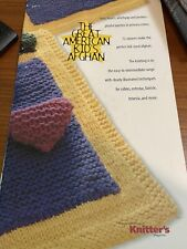 Great American Kid's Afghan, published by Knitters Magazine