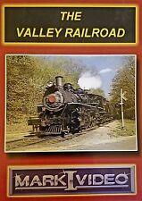 Mark I Video -The Valley Railroad - Official Souvenir Program - DVD