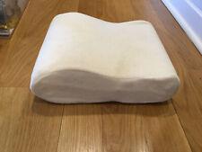 Sharper Image Memory Foam Travel Neck Pillow