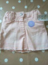 Denim Skirt Age 0-3 Months New