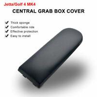 Car Armrest Center Console Lid Cover Fits For   Golf Jetta Bora MK4 Passat Polo
