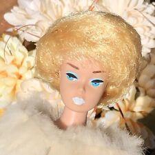 Vintage Barbie Bubblecut - Pale Platinum Blonde - Low Oxidation - NICE