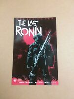 The Last RONIN IDW Ashcan Oversized TMNT Preview In Stock FREE SHIPPING