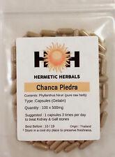 Chanca Piedra - STONE BREAKER - Kidney Stones / Gall Stones -  100 Capsules