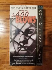 The 400 Blows (Vhs, 1999, fully restored; new translation and subtitles)