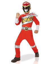 Déguisement classique Power Rangers Dino Charge rouge enfant - 81336 - 3 à 4 an