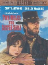 Two Mules for Sister Sara 0025192054921 With Clint Eastwood DVD Region 1