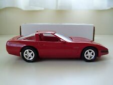 Amt / Ertl 1995 Chevrolet Corvette Zr-1 (Torch Red) - Dealer Promo Model