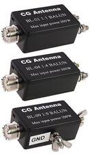CG Antenna BALUN CURRENT 1:9 100w HF Ham Radio