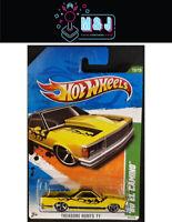 Hot Wheels Treasure Hunts '80 EL Camino 13/15 No 63/244 *Rare* (Aus Seller)