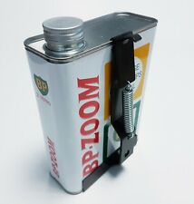 Bidon essence BP ZOOM refabrication avec porte Bidon  pour Solex VeloSolex