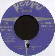 """RIGHTEOUS BROTHERS ~ MELANCHOLY MUSIC MAN [""""WRONG SPEED""""] ~ 1967 US 7"""" SINGLE"""