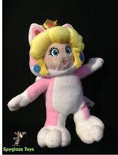 Nintendo Super Mario Plush San-ei -  Princess Peach in Cat Suit