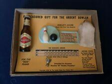 1956 Bowler's Award Leister Game Co. Grain Belt Beer