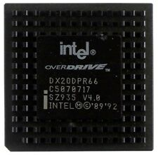 Vintage CPU Intel Overdrive dx20dpr66 id6902