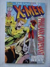 X-MEN UNCANNY #317 MARVEL PHALANX COVERNANT PRISM 1ST APP BLINK OCTOBER 1994