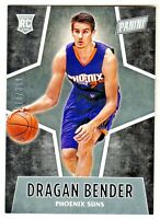 2016 Panini Black Friday #54 DRAGAN BENDER RC Rookie 116/399 Phoenix Suns