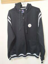 PHAT FARM Vintage Hoodie Loungewear Black Sweater 2000s Mens Large Dope