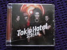 Tokio Hotel - Scream. CD Album Disc Perfect Rock Pop