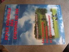 µ? Revue RGCF Revue Generale Chemins de Fer n°5/2000 Environnement & transport..
