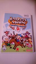 Harvest Moon Magical Melody, PAL, Nintendo Wii Spiel, Sprachen: DE,EN,FR,ES,IT