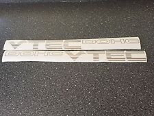 Honda V-Tec DOHC Sticker/Decal 500mm x 39mm