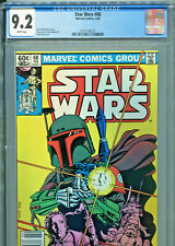 Star Wars #68 (Marvel 1983) CGC Certified 9.2