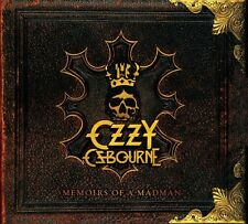 Ozzy Osbourne, Kelly Osbourne - Memoirs of a Madman [New CD] Clean