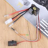 1Pc Brushed 320A Brush 1/8 1/10 ESC Electronic Speed Controller for RC Car Truck