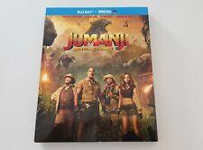 Blu-ray Jumanji Bienvenue Dans La Jungle Sans La Copie Digital UltraViolet