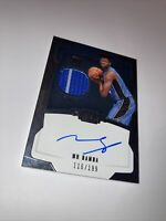 2018-19 Panini Dominion Mo Bamba Auto / Jersey Rookie Card Rc Magic /199