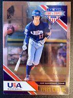 BOBBY WITT JR. 2020 Panini USA Baseball Stars & Stripes Rookie FOIL #88 Royals