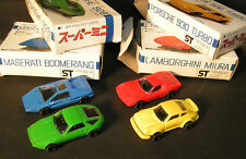 4 masudaya Autos HO 1:87 OVP #L999