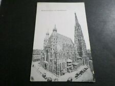 CPA PAYS-BAS, AMSTERDAM, LA CATHEDRALE, VF POSTCARD