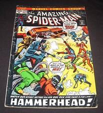 AMAZING SPIDER-MAN #114 VG 20¢ cover Marvel Comic - Hammerhead!