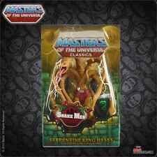 Masters of Universe Classics Serpentine King Hssss Figure Club Grayskull MOTU