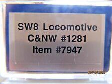 JTC - EMD SW800  (Chicago & NorthWestern)