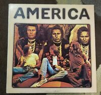 "Vintage 1971 America ""Self Titled"" LP - Warner Bros. Records (BS-2576) NM"