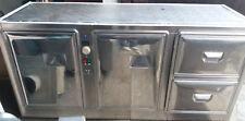 Banco Frigo Bar professionale  - Modulo refrigerato da bar ad incasso