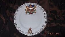 Queen Elizabeth II CORONATION PLATE, BCM NELSON WARE