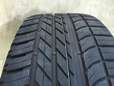 A SET OF NEW RANGE ROVER SUPERCHARGED TIRES 255 55 R20 GOODYEAR EAGLE F1 SUV 4X4