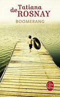 Boomerang von Rosnay (de), Tatiana | Buch | Zustand gut
