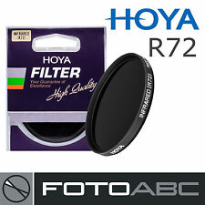Original Hoya Infrarot IR-Filter R72 (720nm) - 62mm 62 mm