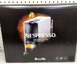 Breville Nespresso Essenza Mini BLACK Compact Coffee Maker