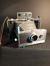 VINTAGE POLAROID AUTOMATIC 100 LAND CAMERA WITH CASE