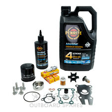 Yamaha Annual Service Kit with Oils for 50-60hp 4 Stroke Outboard